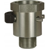 "Hose Adaptor 1/2""M with 11mm Plug Coupling"