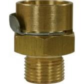 "KARCHER Hose Adaptor 3/8""M with 10mm Plug Coupling"
