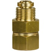"SWIVEL BRASS 3/8""F X 3/8""M"