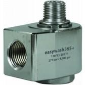 """EASYWASH365+ SWIVEL ELBOW 1/4""""F x 1/4""""M"""