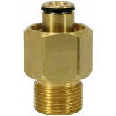 "ADAPTOR K-LOCK 5 3/8""M to TR22 F"