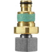 ADAPTOR K-LOCK, M 18 x 1.5 IG to TR20 AG
