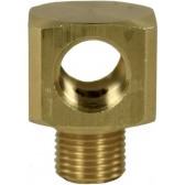 "T-Connection 1/4""F X 1/4""M (T-Block)"