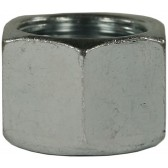 COUPLING STOP NUT, STAINLESS STEEL