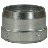 BICONE RING, ZINC PLATED STEEL