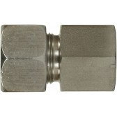 FEMALE STUD COUPLING, STAINLESS STEEL