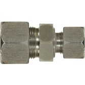 REDUCTION COUPLING, STAINLESS STEEL