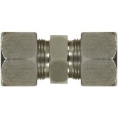 STRAIGHT STUD COUPLING, STAINLESS STEEL