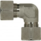 ELBOW COUPLING, STAINLESS STEEL