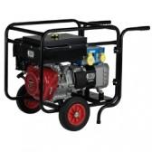 6500HM-LR Honda HireMax Generator