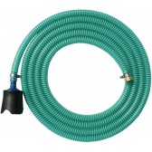 SUCTION HOSE WITH ST35 FILTER AND NON RETURN VALVE