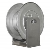 STKI STAINLESS STEEL MANUAL HOSE REEL 61M