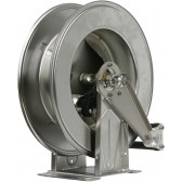 RM 434 STAINLESS STEEL AUTOMATIC HOSE REEL UP TO 21M