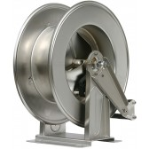 RM 544 STAINLESS STEEL AUTOMATIC HOSE REEL UP TO 30M