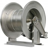 RM 564 STAINLESS STEEL AUTOMATIC HOSE REEL UP TO 60M