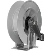 INOX A.B.S PLASTIC AUTOMATIC HOSE REEL UP TO 21M. GREY