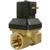 BURKERT SOLENOID VALVE 230V TYPE 6213 WITHOUT CONNECTOR