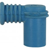 IGNITION ELECTRODE CONNECTOR BLUE