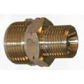 "Male Adaptor QS BRASS M22M X 3/8""M"""