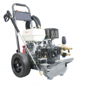 Honda pressure washer - gearbox driven - 4000psi Petrol