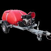 2500psi 1100 Litre Diesel Pressure Washer Bowser & 20 Metre Hose System