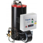 TEHA BR1000 COMPLETE BOILER UNIT WITH CONTROL BOX