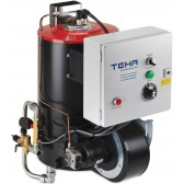 TEHA BR750 COMPLETE BOILER UNIT WITH CONTROL BOX