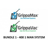 1 Man RO System & Gutter Vacuum Package