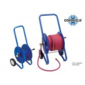 Portable Hand Cranked Cox Dolly Reel (100m) + Fitting Kit