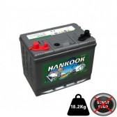 Hankook Dual Purpose Leisure Battery 80ah - DUAL TERMINAL