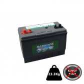 Hankook 12V 100Ah Battery 4 Year Warranty - DUAL Terminal