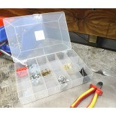 LARGE 18 COMPARTMENT BOX