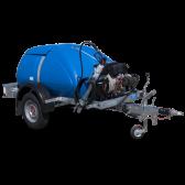 3800 PSI 13.25lpm Honda Powered Petrol Mounted Bowser Washer