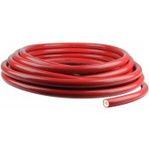 RED TRICOFLEX THERMOCLEAN 100, 12mm LOW PRESSURE HOSE, 50m ROLL