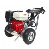 GrippaJET 3500PSI 15.1lpm Honda Petrol Pressure Washer c/w Stainless Steel Frame