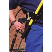 GrippaJet Belt Harness for High Level Poles