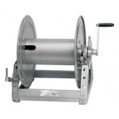 Hannay Hand Cranked Stainless Steel Reel