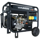 Hyundai HY7000LEk 5.5kW Electric Start Petrol Generator