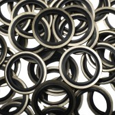 """DOWTY SEAL BONDED 3/8"""" (Pack of 100)"""