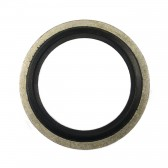DOWTY SEAL BONDED 1/2""