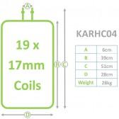 KARCHER EQUIVALENT COIL