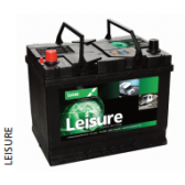Lucas Sealed Leisure Battery 75ah