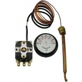 THERMOSTAT C/W SWITCH 30-150C 1200mm PROBE