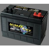Lucas Numax 12V 105Ah Battery 3 Year Warranty - SINGLE Terminal