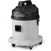GrippaVac Indoor - 23 Litre High Level Internal Fine Dust Vacuum Package