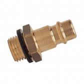 GrippaHOSE PRO 26 Male Plug to 1/2 Male Thread