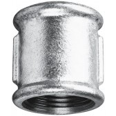 Female Equal Socket (270) Galvanised BSPP