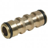 1/2 Brass Quick Release - Male Plug Joiner