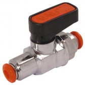 Push Fit Quick-Fit Pole Control Valve