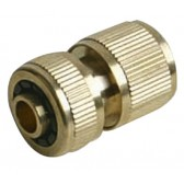 Quick Release Brass Hose 1/2 Hose Coupling with NRV